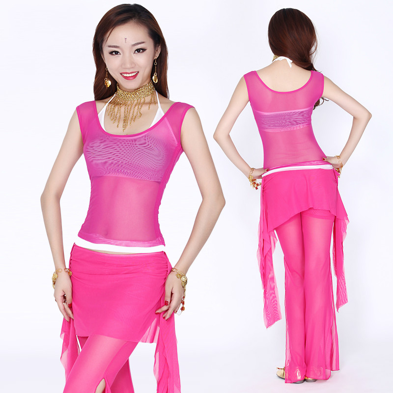 2016 Bellydance Costume Women Costume Comfortable Set New Spring And Summer Long Sleeved Clothes Clothing Female Dance Practice