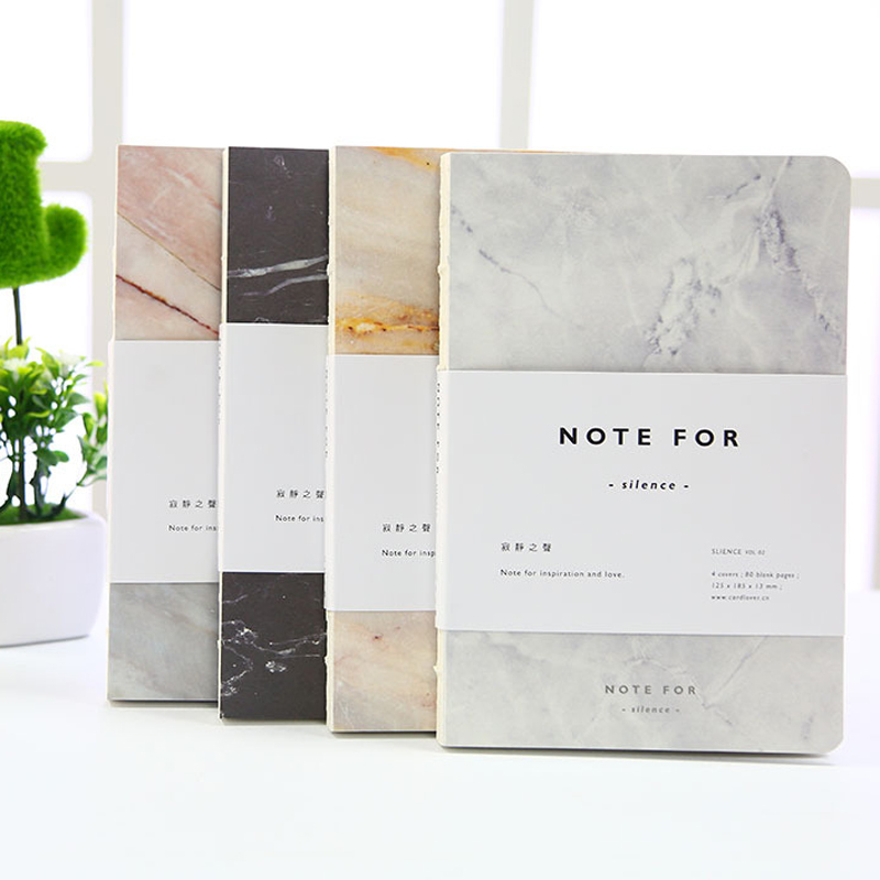 Office & School Supplies 2019 New Style 1pc Cut Marble Animal Designs Soft Cover A4 A5 B5 Notebook Lines Composition Diary Stiching Binding Notebook Style Random Evident Effect