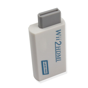 Image 4 - Wii to hdmi Converter Adapter, wii to hdmi1080p 720p Connector Output Video & 3.5mm Audio   Supports All for Wii Display Modes