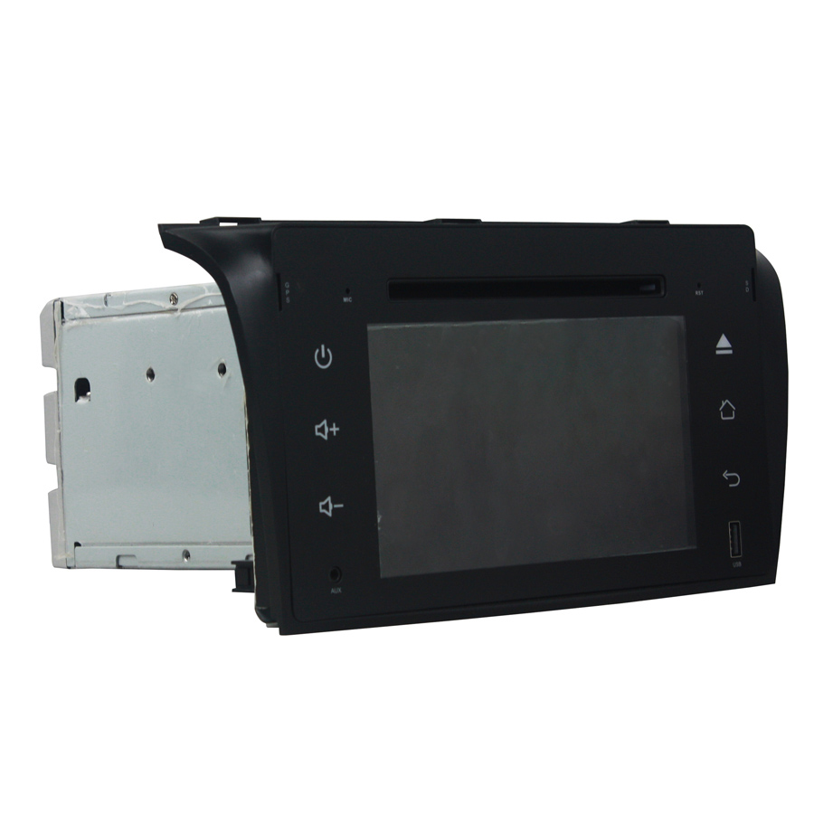 8 Core 64 GB rom Android 9.0 Navirider Auto radio touch screen GPS Navigation für <font><b>MAZDA</b></font> 3 04-2009 bluetooth video-Player image