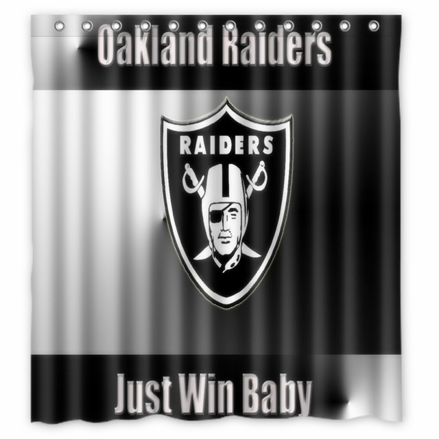 66 X72 Inch Raider Backgrounds Shower Curtain Waterproof Fabric