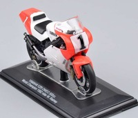 Collectible Motorcycle Model YAMAHA YZR OWEO 500cc Italeri Moto Toy Mini 1 22 Scale World Champion