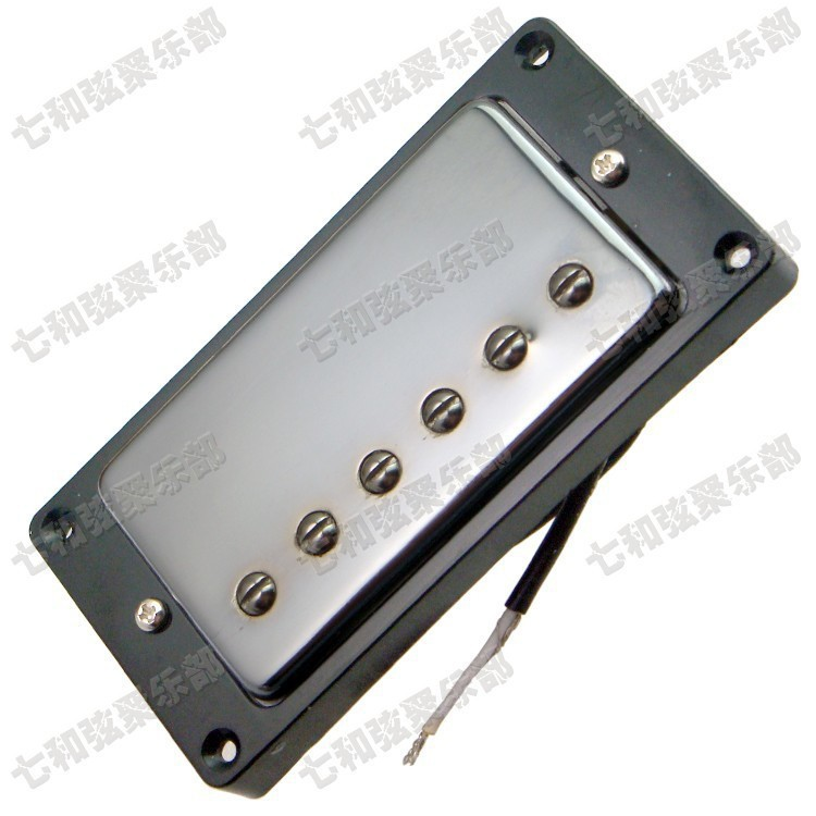 A4 double coil Electric guitar Pickup Guitar parts musical instruments accessories humbucking guitar pickups guitar accessories the electric guitar lp pickup huang