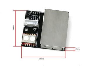 Image 2 - TTL/Modbus485 6 في 1 الفورمالديهايد استشعار درجة الحرارة والرطوبة PM2.5 نوعية الهواء CO2 الاستشعار TVOC وحدة الكشف الليزر الغبار