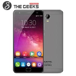 Original OUKITEL K6000 PLUS 4GB RAM 64GB ROM Android 7.0 MTK6750T 1.5GHz Octa Core 5.5 Inch 2.5D FHD Screen 4G LTE Smartphone
