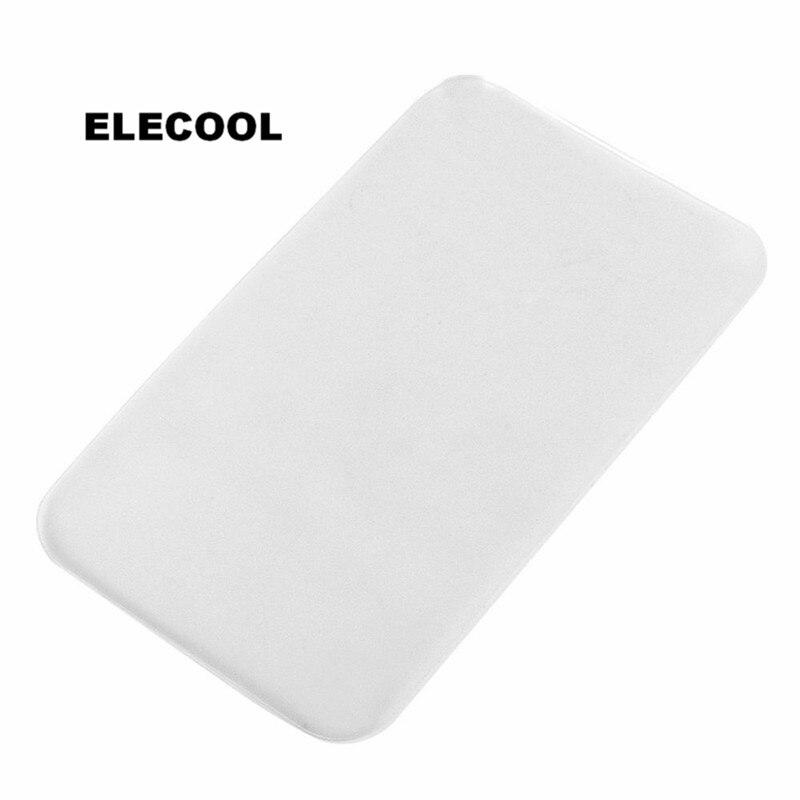 ELECOOL 1pc Silicone Eyelashes Pad Planting False Eyelash Practice Mat Lint Makeup Tool Kit For Women
