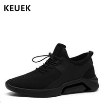 Spring Summer Men Sneakers Breathable Mesh Casual shoes Male Flats tenis masculino adulto zapatos de hombre Men shoes 01B недорго, оригинальная цена