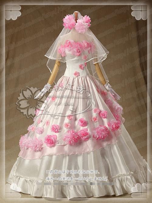Аниме! Атака на Титанов Krista Lenz иллюстрация цветок свадебное платье Роскошная униформа косплей костюм на заказ Бесплатная доставка