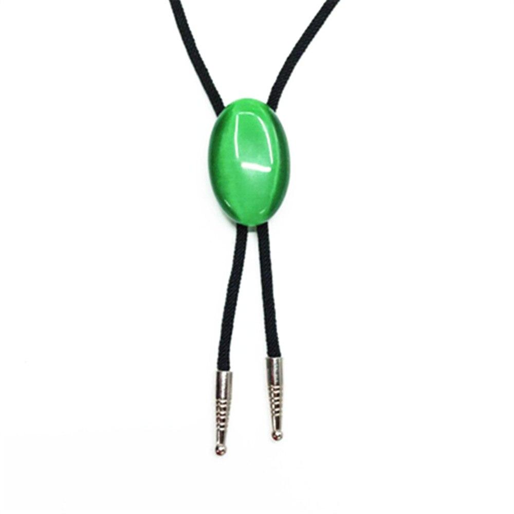 Bolo Tie 2017 Neue Natürliche Jade Opal Unisex Bekleidung Krawatte Pullover Kette Wir Nehmen Kunden Als Unsere GöTter