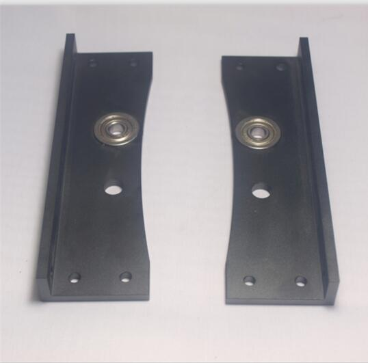 ФОТО Lulzbot TAZ5 3D printer upgrade metal aluminum alloy frame top corners kit including left corner and right corner set