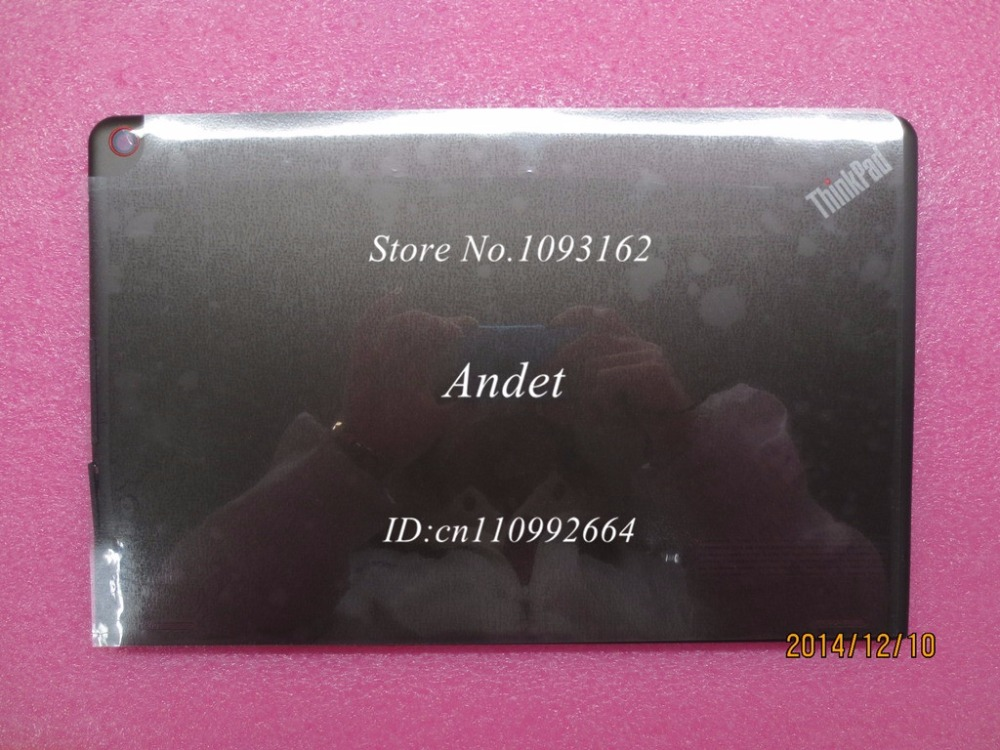 New Original for Lenovo ThinkPad X1 Helix LCD Rear Lid Back Top Case Cover 00HT543 new original for lenovo thinkpad s5 s531 s540 lcd rear lid back cover top case black 04x1675 non touch 04x5206 touch