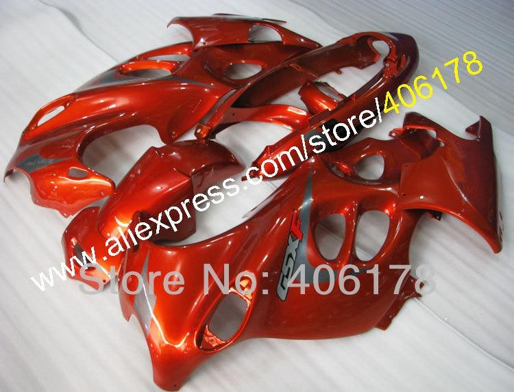 Hot Sales,Popular 98-07 GSXF750/600 Fairing set For Suzuki Katana GSX750f GSX600f 1998-2007 Orange Bodywork Fairing hot sales best price 2000 2001 abs moto fairing for suzuki katana gsx750f gsx600f 1998 2007 multicolor bodywork fairing kit