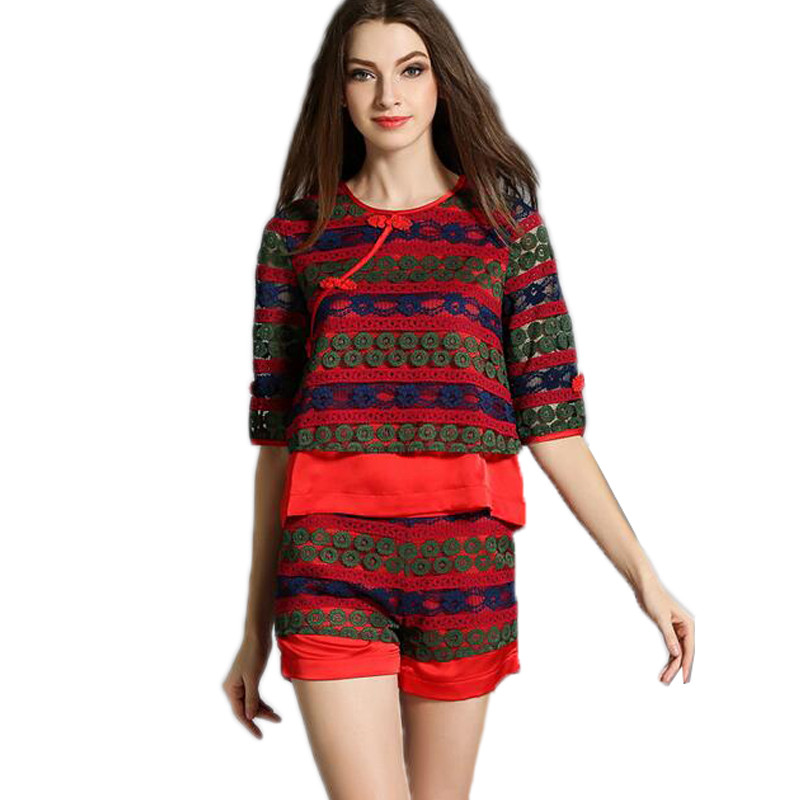 Online Get Cheap Red Shorts Outfit -Aliexpress.com | Alibaba Group
