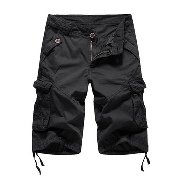 High Design Camouflage Military Shorts 1