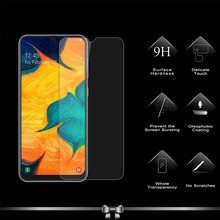 Screen Protector For Samsung Galaxy A50 A30 Tempered Glass A 50 30 2019 A20 20 A505F Film