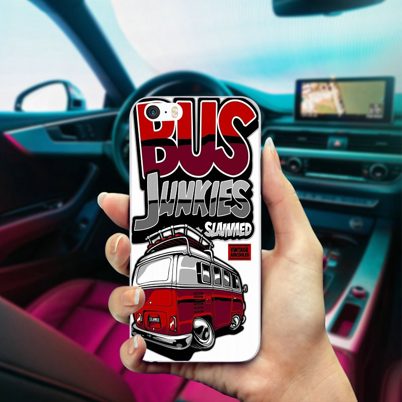 Drift Cars Auto JDM Soft Clear TPU Silicone Mobile Phone Cases For Iphone 4 4S 5 5S Se 6 6S Plus 7 7Plus 8 8Plus Case