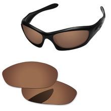 b2d5e074f Cobre Marrom Polarizada Lentes de Substituição Para O Monstro Cão Óculos De  Sol Quadro 100% UVA & Uvb