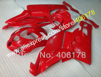 Hot Sales,Cheap 999 749 03 04 Motorcycle Parts For Ducati 999 749 2003 2004 full Red Race Fairings (Injection molding)