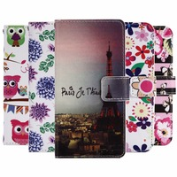 GUCOON Cartoon Wallet Case For Samsung Galaxy S3 I9300 4 8 Fashion PU Leather Lovely Cool