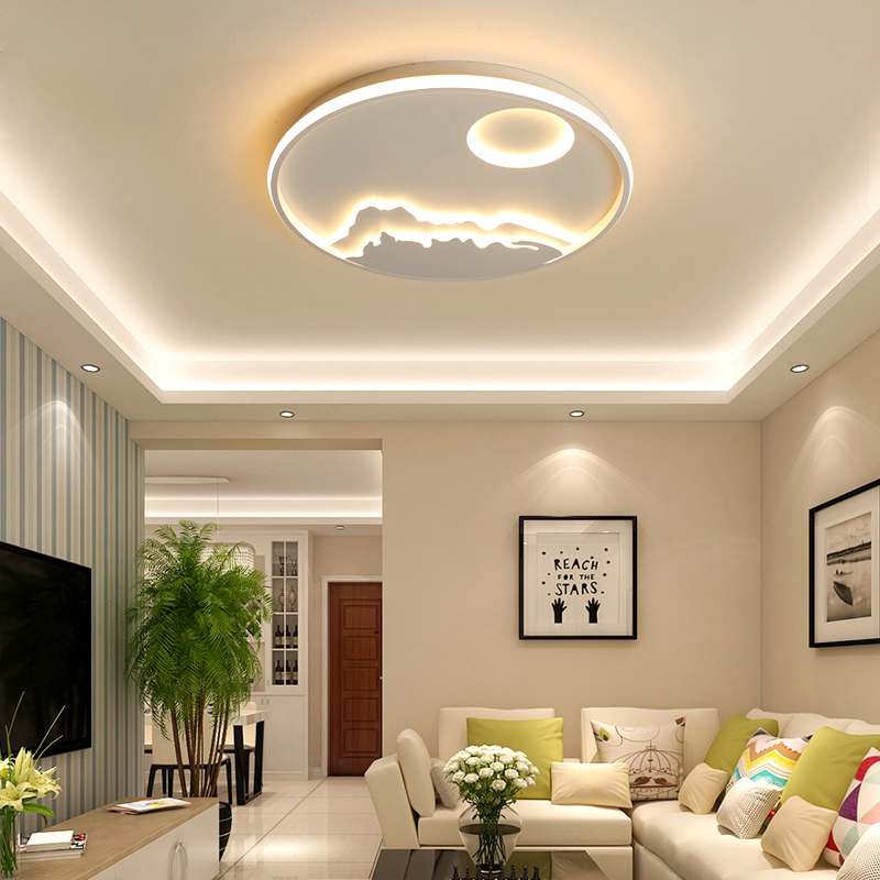Fashion Modern LED Ceiling Light For Living Room Dining Bedroom Surface Mount Kitchen Home Lighting Lamps Lamparas De TechoFashion Modern LED Ceiling Light For Living Room Dining Bedroom Surface Mount Kitchen Home Lighting Lamps Lamparas De Techo
