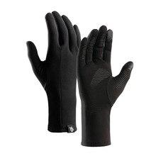Winter Outdoor Sports Antiskid Gloves Men and Women  Mitten Full Finger Windproof Driving Waterproof Mittens