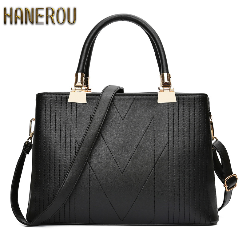 New Fashion Women Bag Ladies Luxury 3Pcs Shoulder Bag Designer Handbags High Quality 2017 Autumn Women Purses And Handbags japan and south korea in 2016 the new evening bag luxury sequins mesh ladies handbags fashion high grade magnetic buckle bag