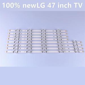 """Image 4 - 98cm 9leds Pour rétro éclairage Led LG 47 pouces TV innotek DRT 3.0 47 """"_ A/B type 47LB6300 47GB6500 47lb653v 6916L 1948A 1949A"""