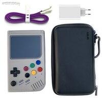 3,5 дюймов Raspberry pi 3 A + LCL PI игровая консоль для мальчиков портативная игровая консоль для видео игр встроенная более 3200 ~ 5200 игр