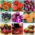 200 шт. вкусное сладкое томатный горшковые томаты овощи Бонсай съестного цветы в горшках для балкона для украшения сада - фото