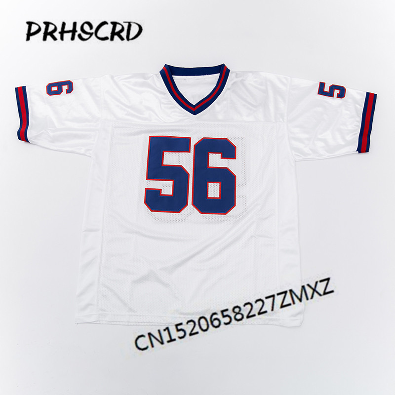 pick up d42b1 9d700 US $26.39 12% OFF|Retro star #56 Lawrence Taylor Embroidered Throwback  Football Jersey-in America Football Jerseys from Sports & Entertainment on  ...