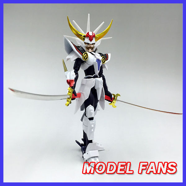 MODEL FANS armor fans/DT model Ronin Warriors Yoroiden Samurai Trooper The Armor of Inferno Metal Cloth Armor Plus new arrived japanese samurai armor 3d metal assembly model puzzles creative handmade toys