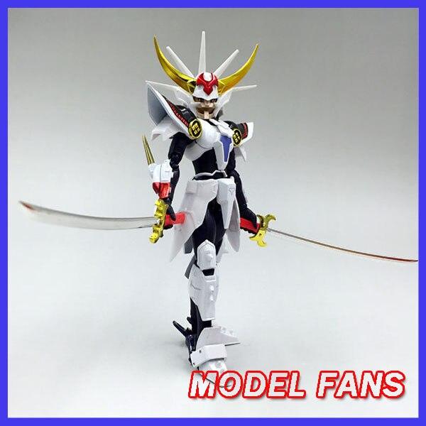 MODEL FANS Armor Fans/DT Model Ronin Warriors Yoroiden Samurai Trooper Ryo The Armor Of Inferno Metal Cloth Armor Plus