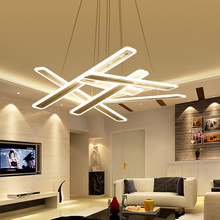 New modern led Hanglamp pendant lights for living room bedroom lighting art Indoor suspension luminaire pendant Lamp Fixtures цена