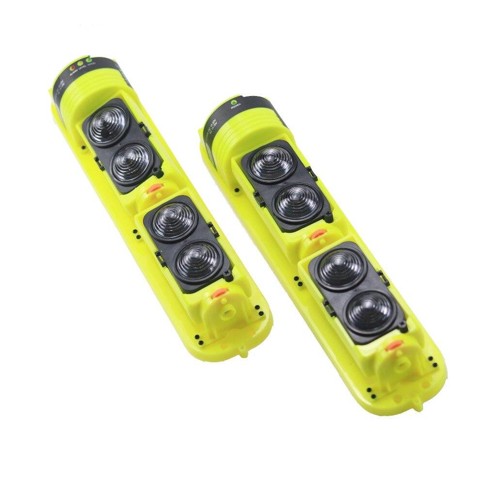 Sistema de seguridad para el hogar alarma de movimiento Gsm alarma activa Sensor infrarrojo Detector infrarrojo impermeable - 3