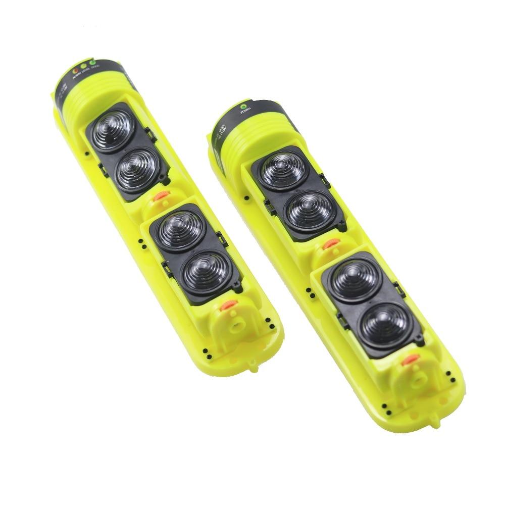 Waterdichte Pc Case Beam Infrarood Detector Gevoelige Optische IR Sensor Actief Alarm Motion Gsm Alarm Home Security System - 3