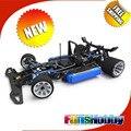 Motonica P81 RS3 Электрон 1/8 Шкала На Road 4WD Racing RS Автомобилей Kit COD.00133 (Бесплатная Доставка)