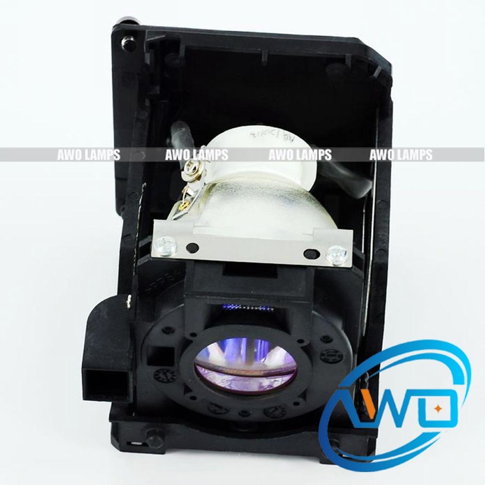 LT60LPK Replacement Projector Lamp 50023919 with Housing for NEC HT1000 / HT1100 / LT220 / LT240 / LT245 / LT260/ LT60 / WT600 nec np10lp replacement projector lamp for nec np100 np200
