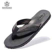 Летние мужские шлепанцы обувь крутой светильник сандалии пляжные