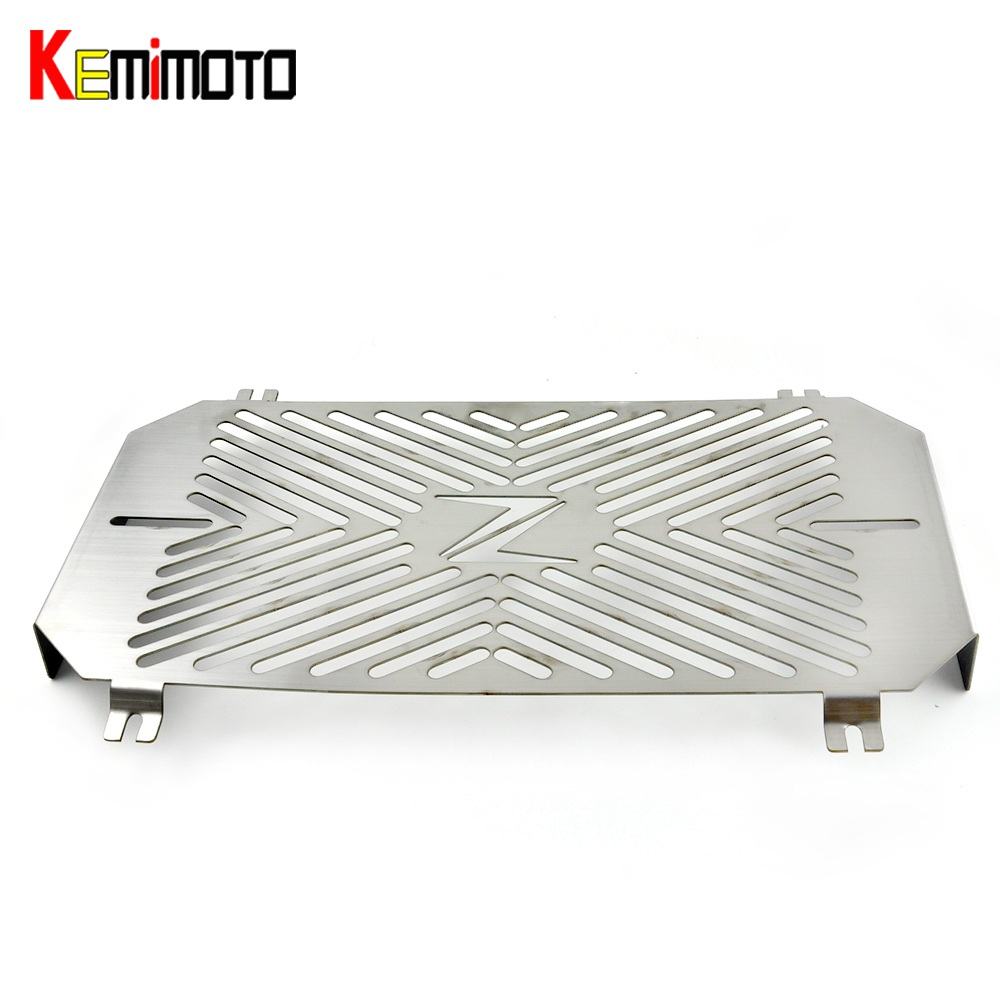 KEMiMOTO Radiator Guard for kawasaki Z900 2017 Radiator Grill for kawasaki Z 900 2017 Radiator Protection moto motocycle Parts kemimoto radiator guard for kawasaki z900 2017 radiator grill protector for kawasaki z 900 2017 moto motocycle parts accessories