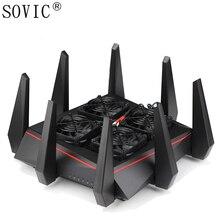 R7000 EA4500 R6300 R6200 RT-AC5300 R7900 R8000 7cm fan
