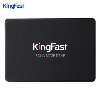 """Kingfast 9,5 мм пластиковый 2,5 """"твердотельный жесткий диск Внутренний 8 ГБ/16 ГБ/32 Гб MLC SSD SATA2 для ноутбуков и настольных компьютеров Бесплатная дост..."""