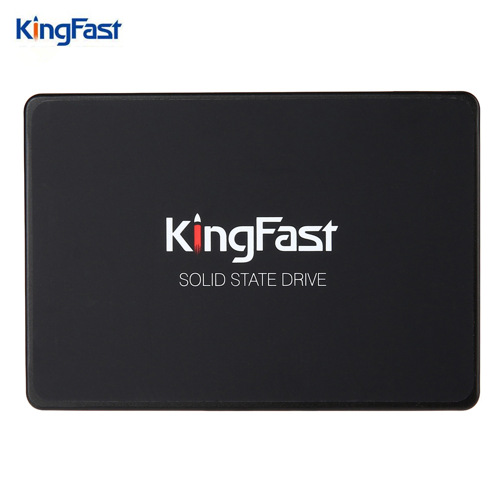 Kingfast 9.5mm plastic 2.5 Solid State Hard disk Drive internal 8GB/16GB/32GB MLC SSD SATA2 for laptop&desktop Free shipping