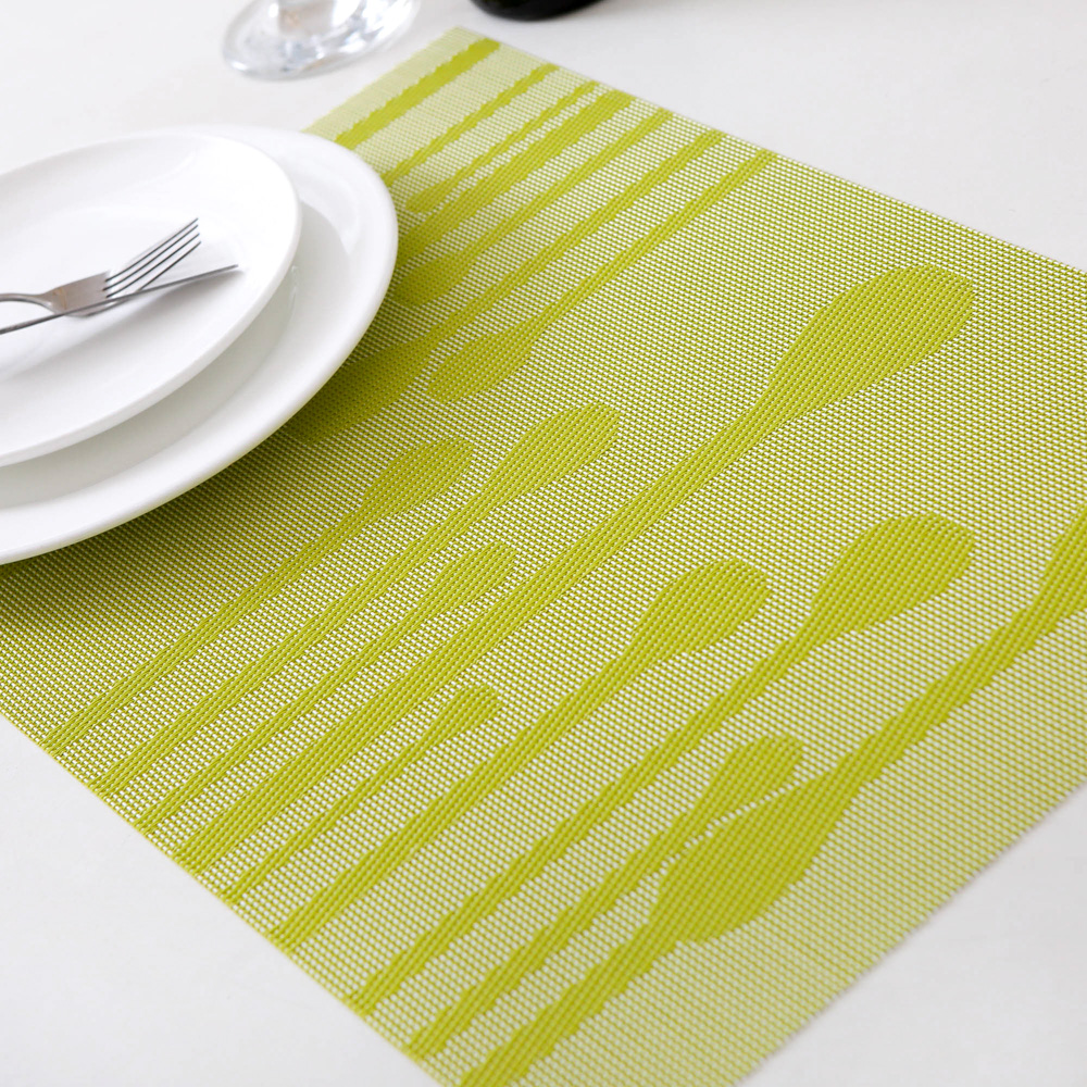 Pvc Placemats Us 7 66 Cody Cool 4pcs Lot Pvc Placemats Washable Table Mats For Dining Table Or Kitchen Tableware Pads In Mats Pads From Home Garden On