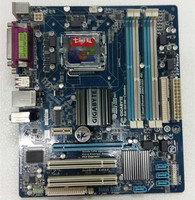 For Gigabyte GA G41M Combo Original Used Desktop Motherboard G41M Combo G41 LGA 775 DDR3 4G SATA2 USB2.0 ATX|775 lga|atx desktop|atx motherboard -