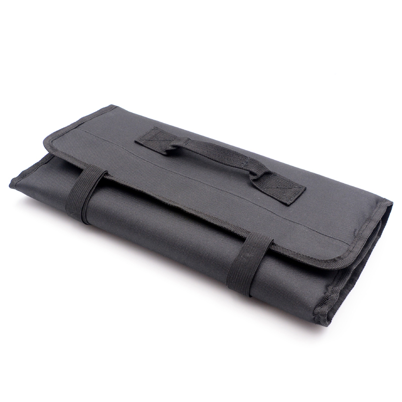 Car Repair Tools Bag 22 Pocket Socket 600D Oxford Cloth Tool Roll Pouch Electric Hardware Tools Handbag Storage Bag Organizer
