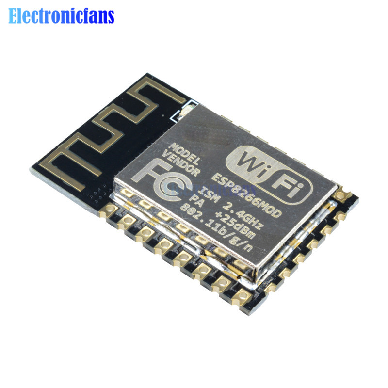 ESP8266 ESP-12F Serial WIFI Model ESP-12E Upgrade Remote Wireless WIFI Module ESP12F ESP12 Authenticity Guaranteed 4M Flash IOT