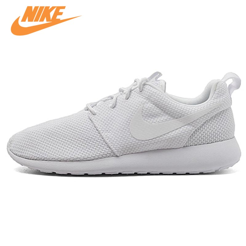 Original New Arrival Authentic Nike Men's ROSHE RUN Running Shoes Sneakers Trainers кроссовки nike muco roshe run br 718552 410 011