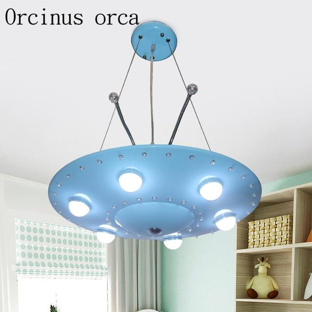 cartoon originalit bleu soucoupe volante enfants de. Black Bedroom Furniture Sets. Home Design Ideas