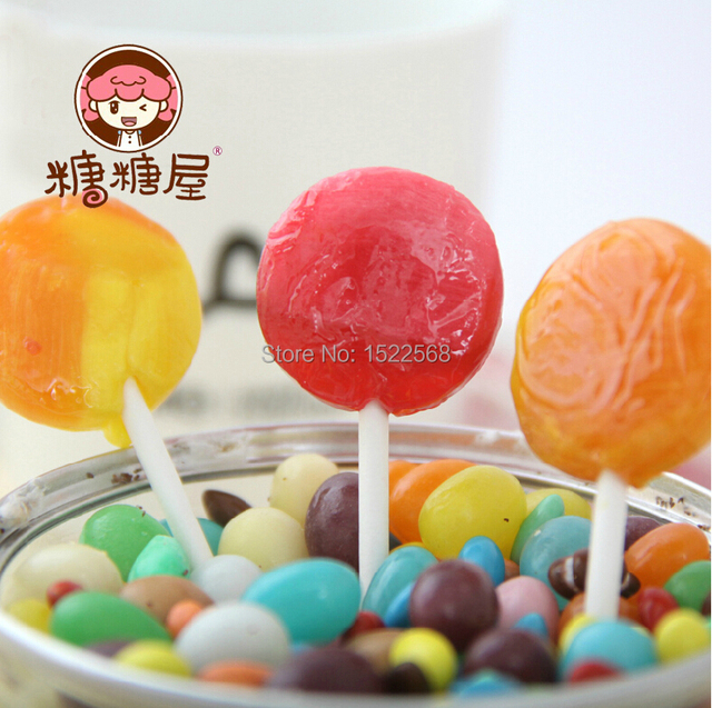 US $22 5 |Free shipping! American snacks candy Yummy Earth natural fruit  vitamin C lollipops candy 8 tastes, 50 lollipops on Aliexpress com |  Alibaba