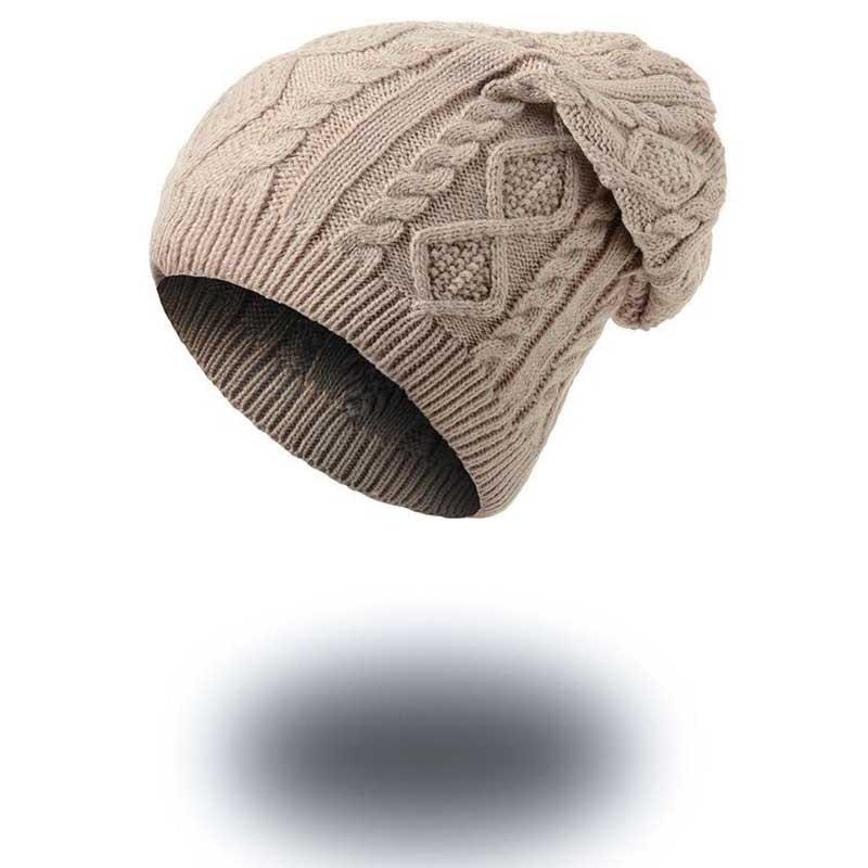 Super warmth Winter Hat Women Knitted Hat Men Beanies Bonnet Caps Women's Winter Hats For Men Warm Fur Skullies Beanie 2017 New aetrue winter knitted hat beanie men scarf skullies beanies winter hats for women men caps gorras bonnet mask brand hats 2018